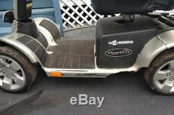 Pride Mobility Pursuit Pmv Sc713 Power Electric Scooter Used