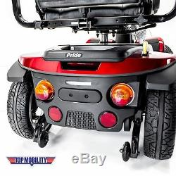 Pride Mobility Pursuit Pmv Sc713 Power Electric Scooter Used Top Deal
