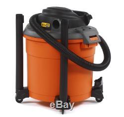 RIDGID Wet & Dry Vacuum Cleaner 16 Gal Heavy Duty Lifetime Warranty Powerful Vac