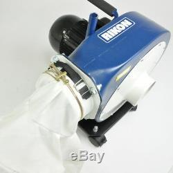 RIKON 60-105 230-Volt 1-Hp Heavy Duty Powerful Portable Mount Dust Collector