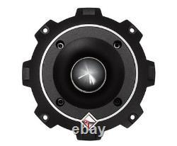 Rockford Fosgate 1.5 Horn 100 Watt Heavy Duty Car Power Bullet Tweeter PP4-T