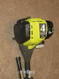 Ryobi 4 Cycle 30cc Gas Straight Shaft String Trimmer Expand It Series 430 Series