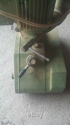 STEFF POWER FEED UNIT Heavy Duty spindle moulder