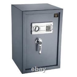 Safe For Home Office Heavy Duty Gun Document Jewelry Digital Electronic Security