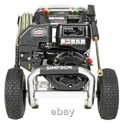 Simpson ALH3225-S 3,200 PSI 2.5 GPM Gas Pressure Washer Powered by KOHLER New