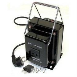 Simran 3000 Watt Up Down Voltage Converter Power Transformer 110V 220V AC 3000W