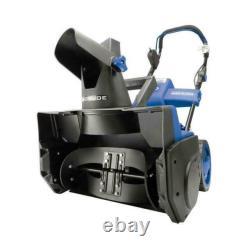 Snow Joe iON18SB-HYB Hybrid Single Stage Snow Blower