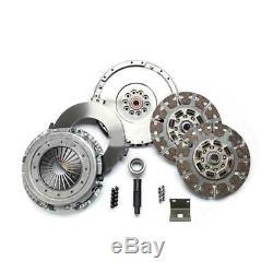 South Bend Street Dual Disc Clutch For 03-07 6.0L Powerstroke Diesel SFDD3250-60