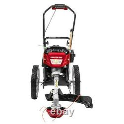 Southland 17 in. 43cc Gas Multi-Function Wheeled String Trimmer