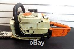 Stihl MS290 Farm Boss 57cc 20 Heavy Duty Gas Powered Chainsaw w Bar & Chain