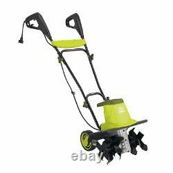 Sun Joe TJ603E Electric Garden Tiller Cultivator 16-Inch 12 Amp