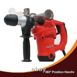 Toolman Electric Power Rotary Hammer Drill Driver 14 Amp 730RPM Heavy Duty