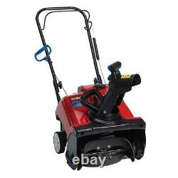 Toro Gas Snow Blower Power Clear 18-Inch Single-Stage