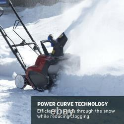 Toro Power Curve 18 in. Single Stage Electric Snow Blower