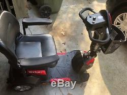 Ventura 4 DLX Electric Power Mobility Scooter 18 with charger