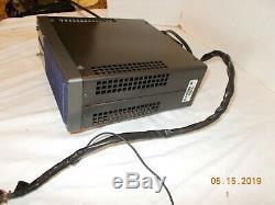 Yaesu FP-757HD speaker/power supply heavy duty