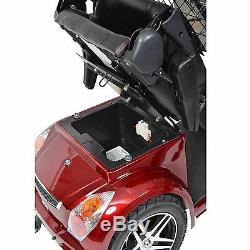 ZooMe-R 4-Wheel Recreational Power Mobility Scooter ZOOME-R418CS Drive Medical